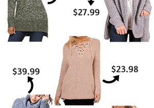 Must Have Sweaters Under $40