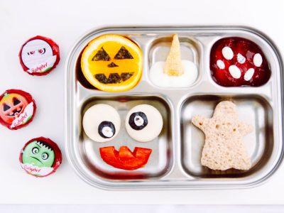 Fun & Easy Halloween Bento Box Meals