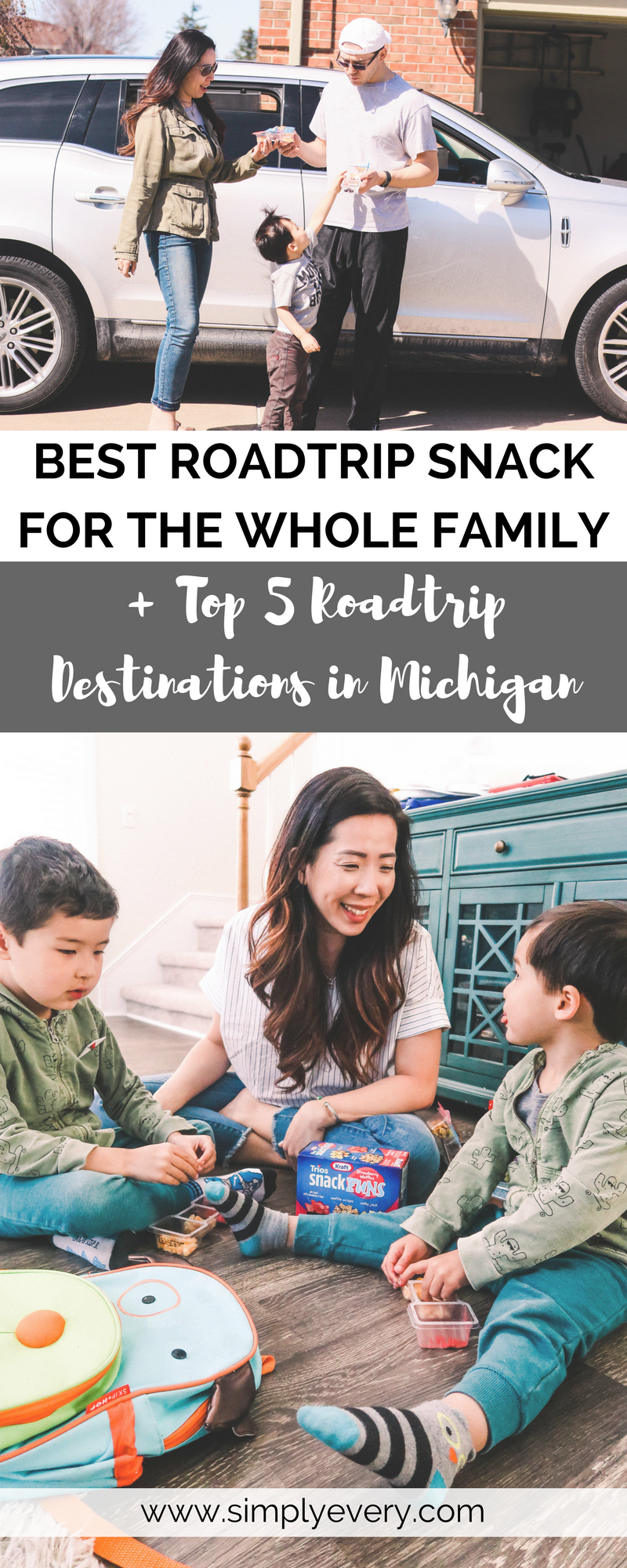 Best Road Trip Snack for the Whole Family Top 5 Michigan Destinations