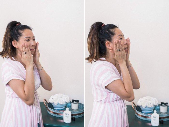 SPF Beauty Routine