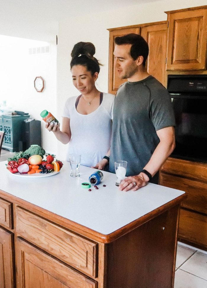 proper meals for active lifestyle family
