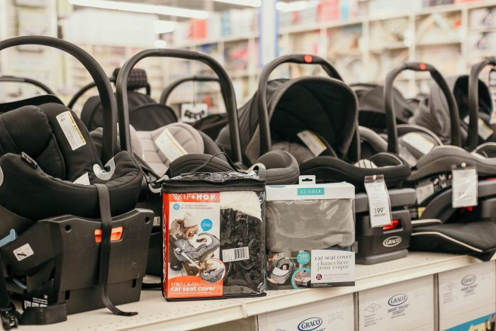 Winter Essentials for Baby - Car Seat Cover