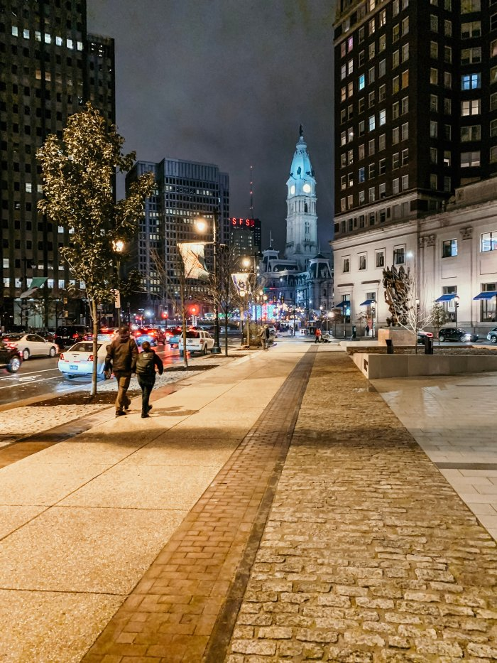LOVE Park - Downtown Philly by Simply Every