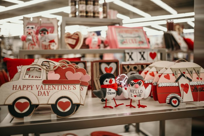 Bed Bath & Beyond & Valentine's day