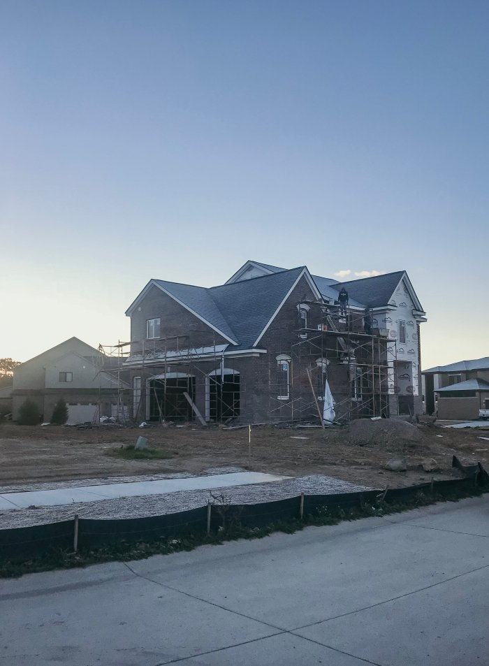 Building a forever home in Michigan by Simply Every