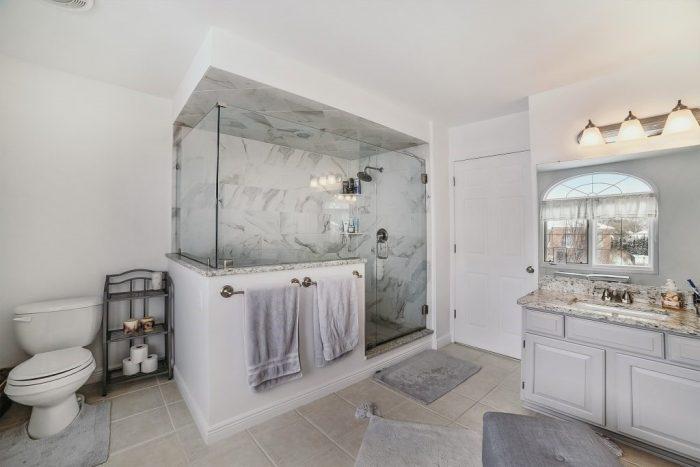 Our Master Bathroom Renovation - After