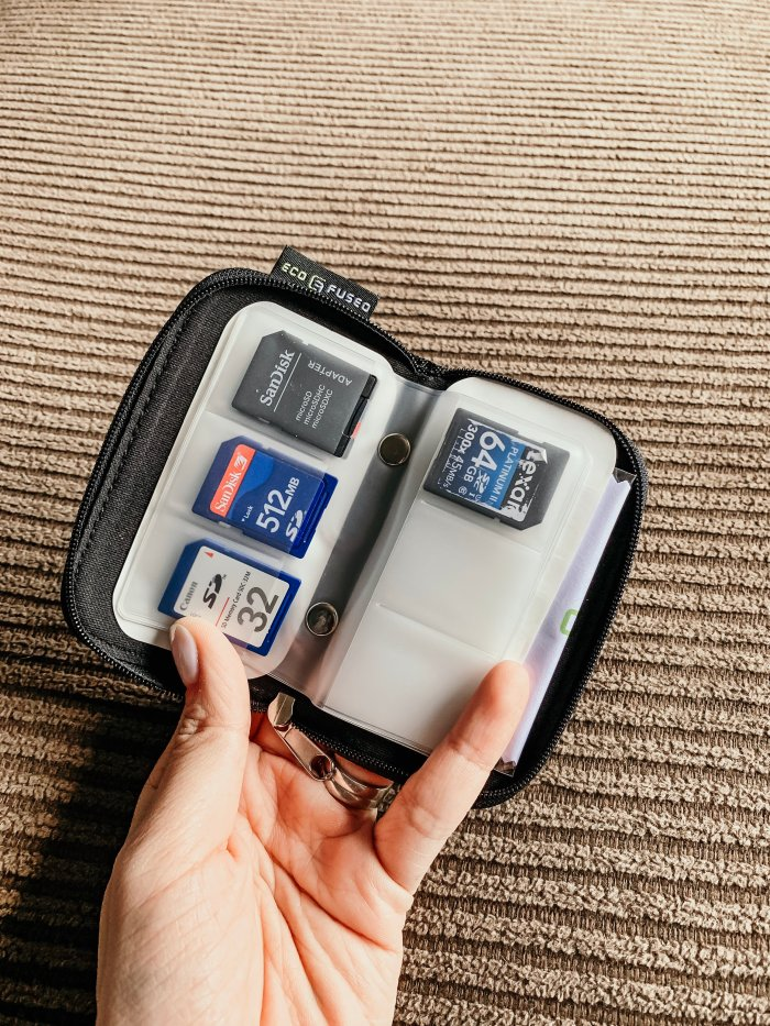 Amazon Favorites - Memory Card Holder