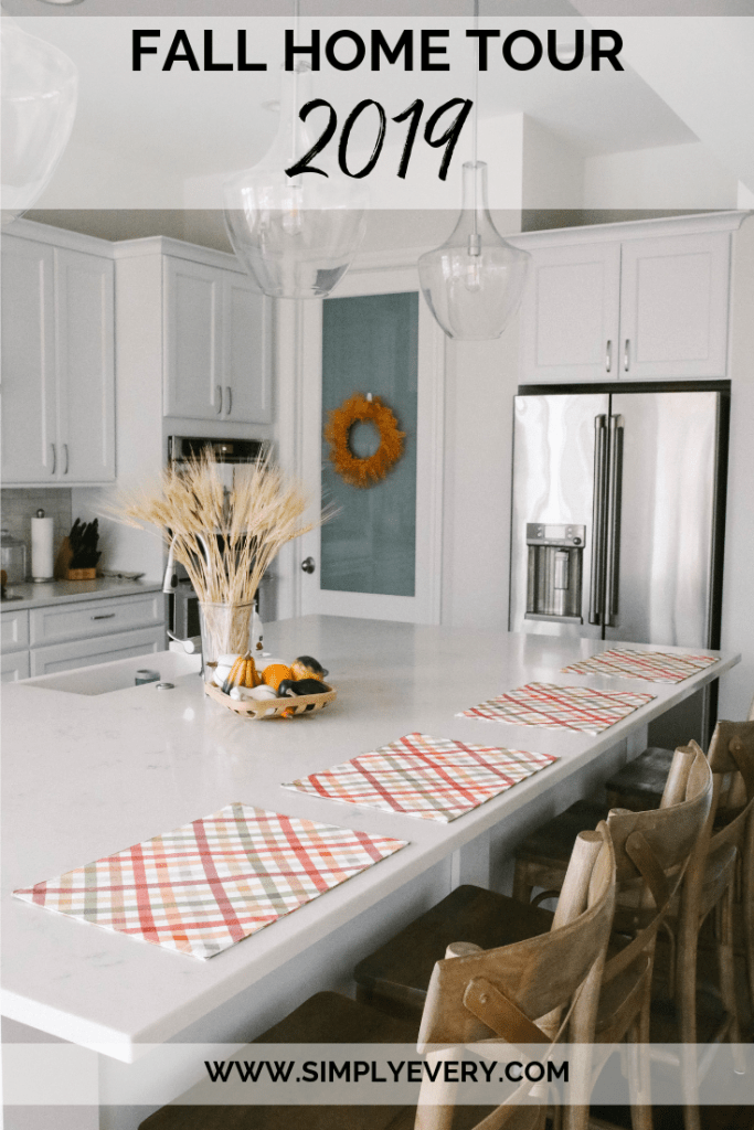 the fall home decor tour of 2019