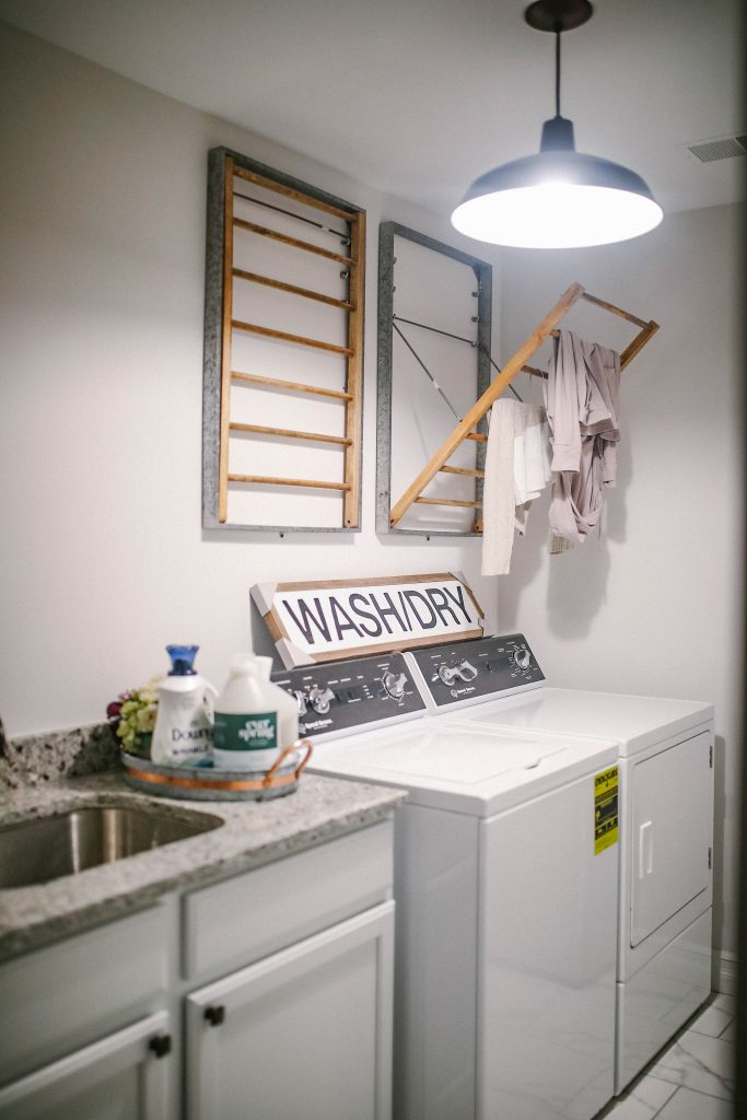 drying racks for laundry room simply