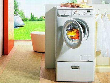 asal usul mesin cuci