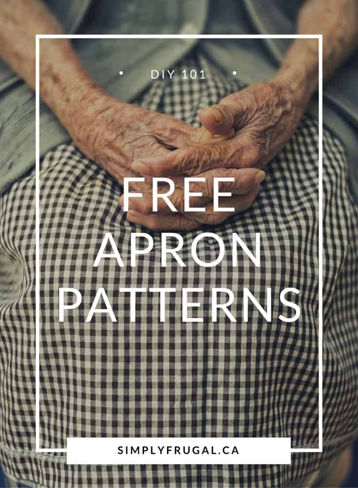 Free Apron Patterns