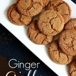 Chewy Ginger Crinkles