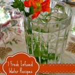 7 Fresh Infused Water Recipes