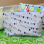 A Homemade Christmas Gift – Makeup Bag