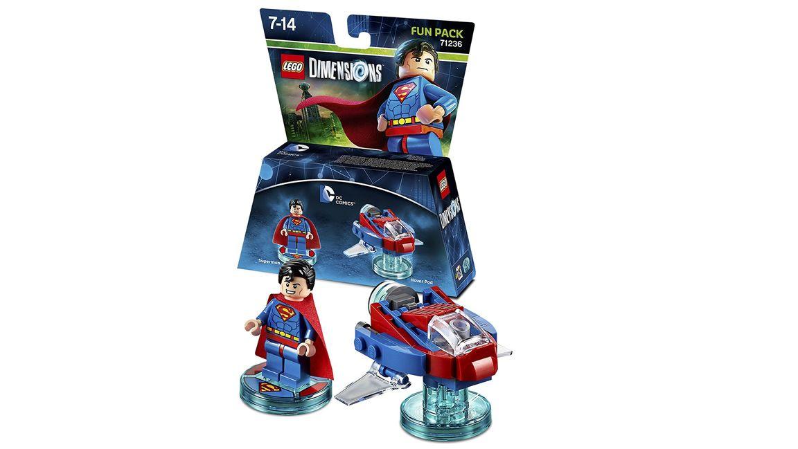 Lego Dimensions DC Comics Fun Pack Superman On PS4