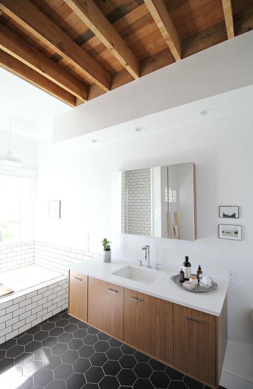 Modern Farmhouse Bathroom on Modern Farmhouse Shower  id=41576