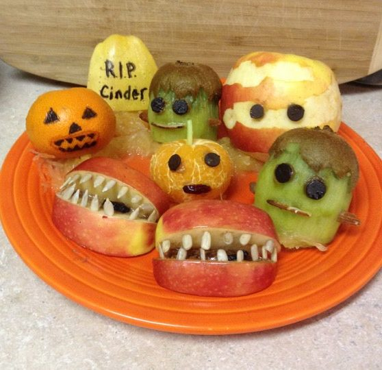 Simply Healthy Halloween Treats