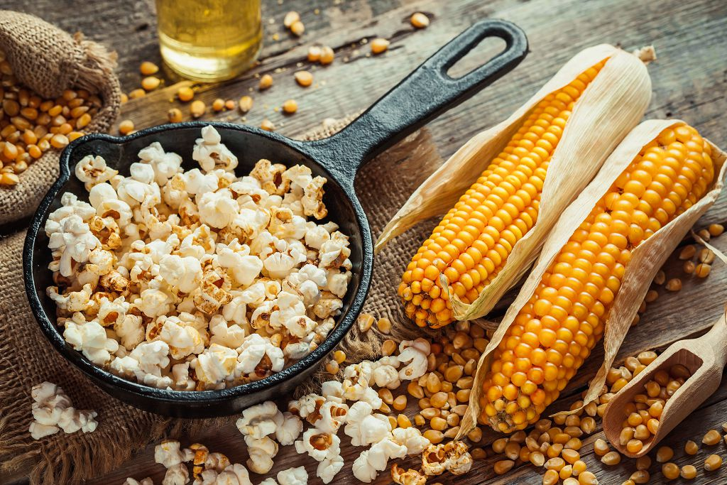 How is popcorn made - Telugu food and diet news
