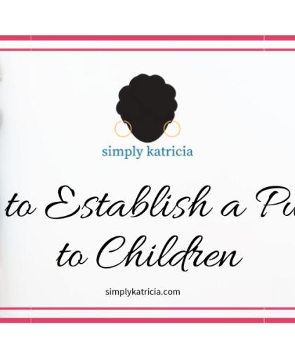 Ways to Establish a Punishment