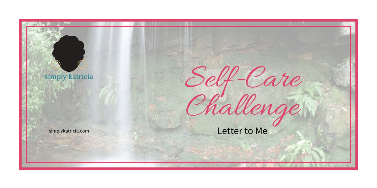 self care letter to me