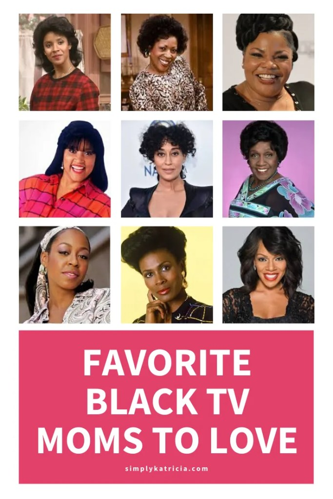 favorite black tv moms