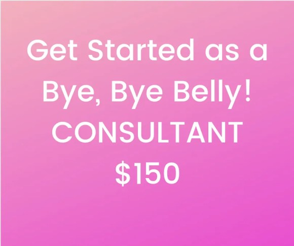bye bye belly consultant