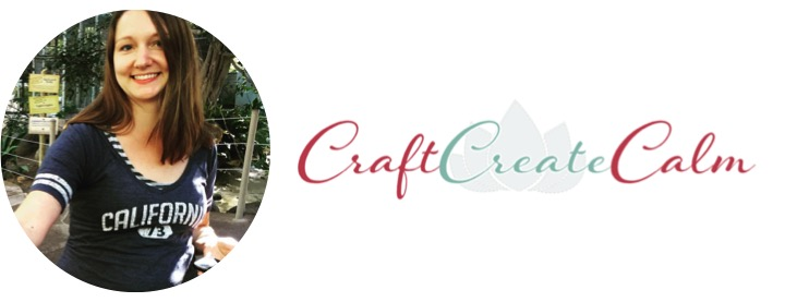 Craft Create Calm on Simply Kinder