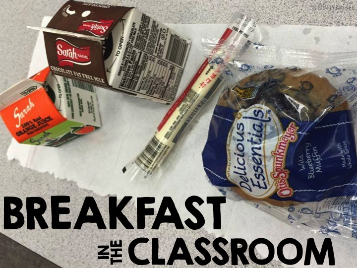 Breakfast in the Classroom Tips and Tricks for Teachers