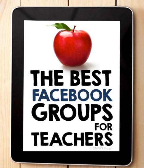 The Best Facebook Groups for Teachers
