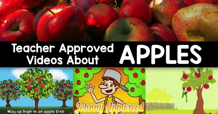 Teacher Approved Apple Videos for Kids