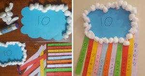 rainbow number bonds to ten feature