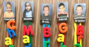 Paint Sticks Names