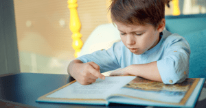 Do you have some kindergarten students who are struggling to read? Letter sounds, phonemic awareness, or any aspect just too much for them? We share ideas and tips to make sure your students get what they need!