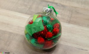 Christmas Ornament: Invitation To Create