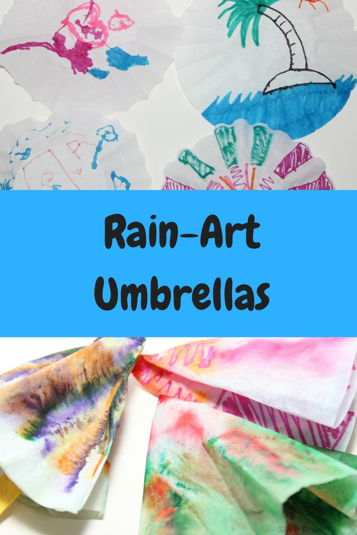 Rain-Art Umbrellas