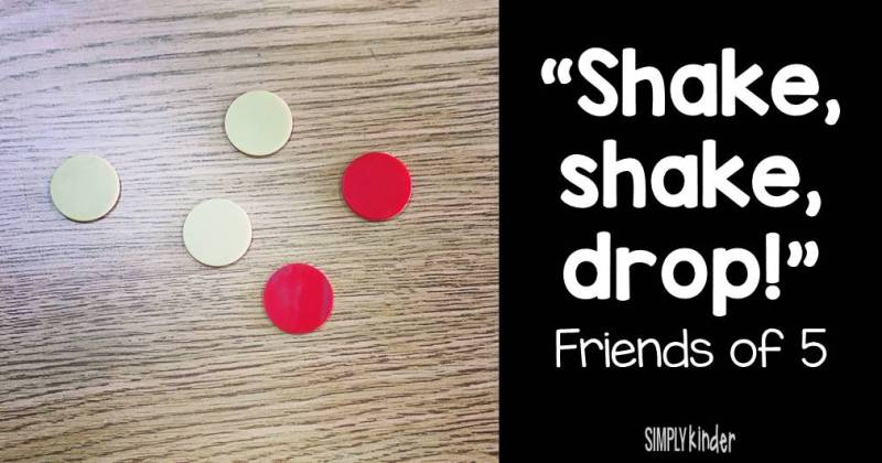 Teaching your students about friends of 5 is a great way to start off a unit on addition and subtraction. I use this as a first lesson to help my students really understand how to compose and decompose numbers.