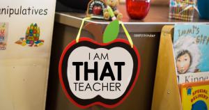 I am THAT teacher. An article about leaving teaching.