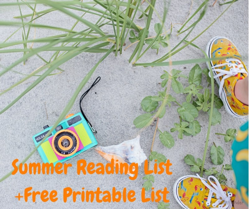 Sail Into First Grade: Summer Reading List and Free Printable for Kindergarten Teachers and Parents