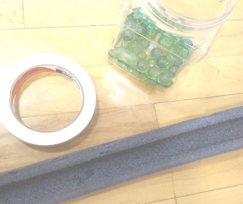 Marble Roller Coaster Stem Project supplies