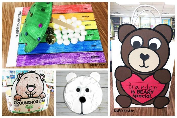 Kindergarten Crafts