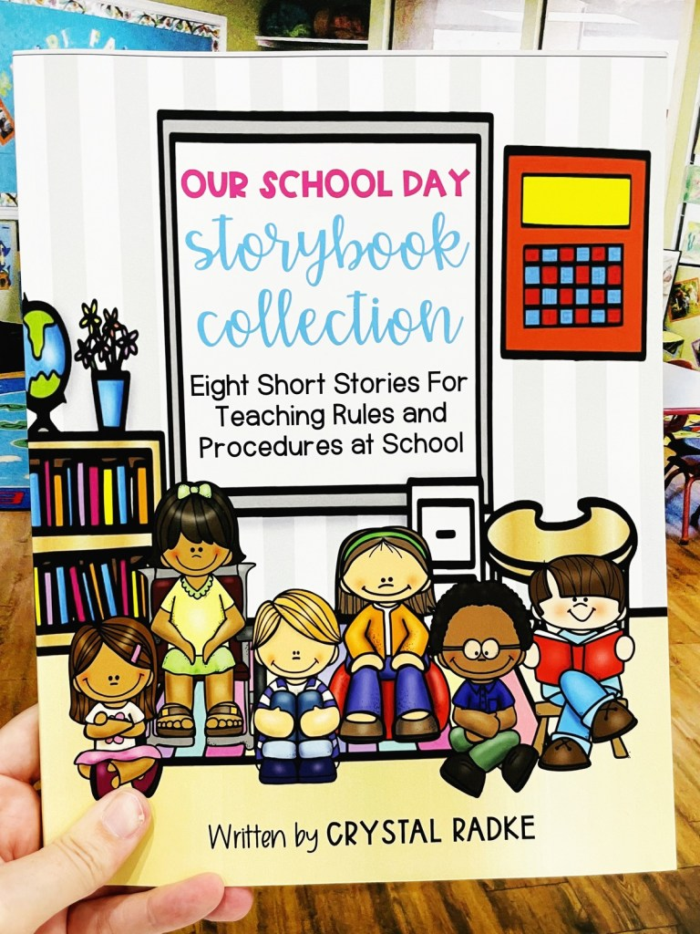 Our School Day Storybook Collection Book