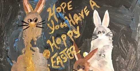 Hope you have a very Hoppy Easter!