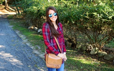 Perfect Fall Flannel