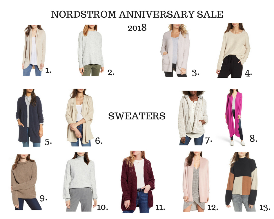 NORDSTROM ANNIVERSARY SALE: MY TOP PICKS