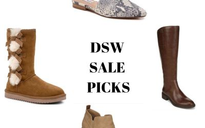 DSW SALE FINDS