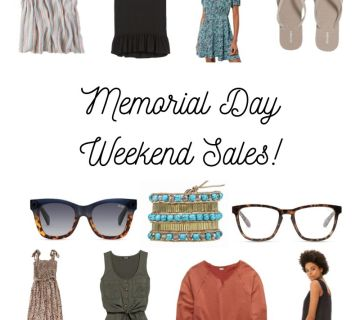 Memorial Day Weekend Sales!