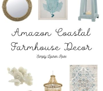 Amazon Home Decor Inspo + My Thoughts on What's Going on Right Now