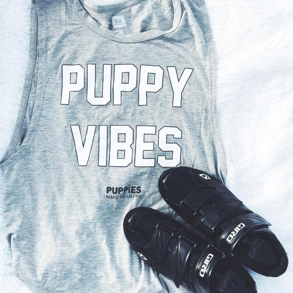 Puppy vibes all day everyday  simplyleopard puppiesmakemehappy gironbspRead more