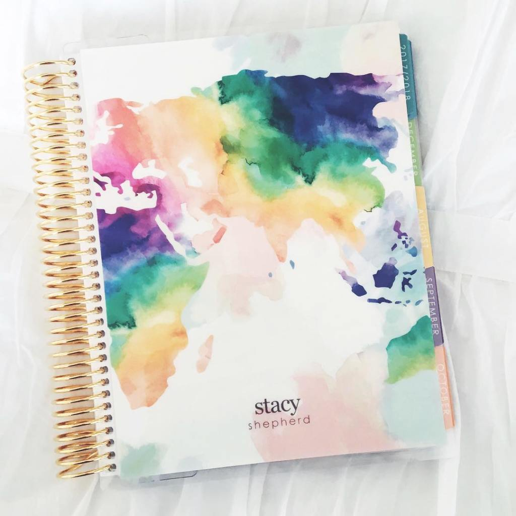 New month new planner Speaking of how in the worldhellip