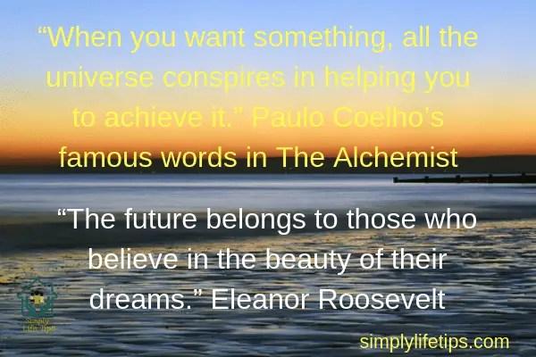 Quotes Paulo Coelho - Eleanor Roosevelt